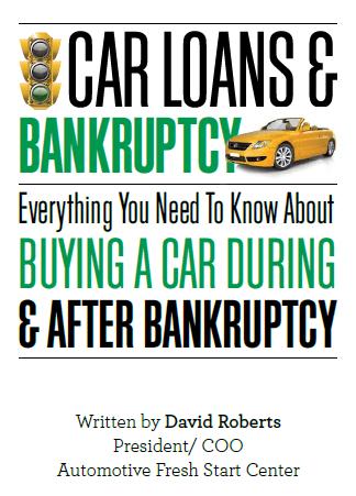 Car Loans & Bankruptcy