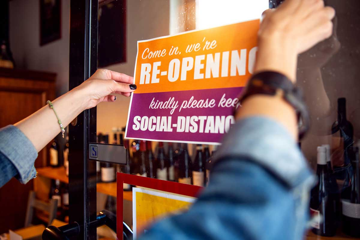 How is the Restaurant Industry Reopening and Moving Forward?
